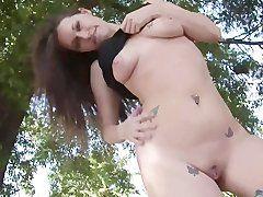 Amateur Outdoor Sex