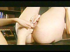 Doppelter Fingerfick mit Orgasmen